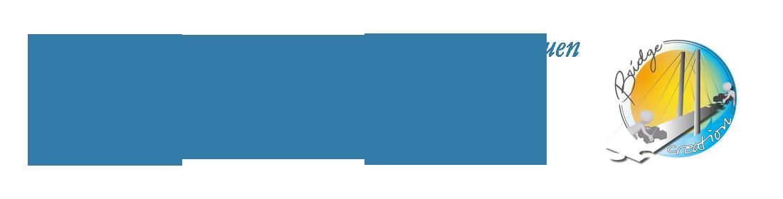 bridgecreation – Lasst uns zueinander Brücken bauen